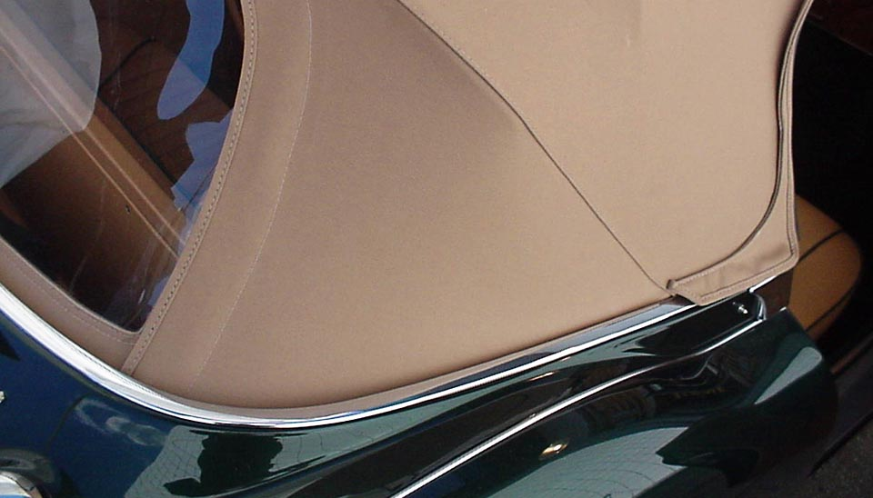 heritage upholstery trim quality upholstery for european classic cars. Black Bedroom Furniture Sets. Home Design Ideas