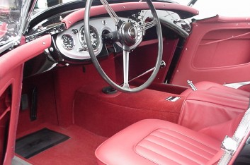 Austin Healey Upholstery Products Heritage Upholstery Amp Trim